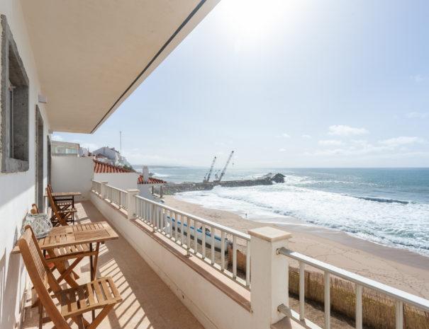 Ericeira balcony